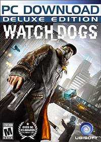 Watch_Dogs. DedSec Edition, Watch Dogs - Digital Deluxe Edition (+ 2 DLC)