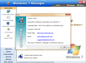 Windows 7 Manager 4.4.6 Final [En]