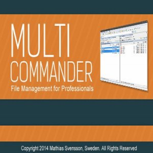 Multi Commander 4.4.0 Build 1725 Final + Portable [Multi/Ru]