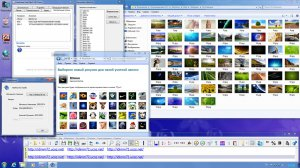 Windows 7 Ultimate SP1 v.18.14 by IDimm Edition (x86-x64) (2014) [Rus]