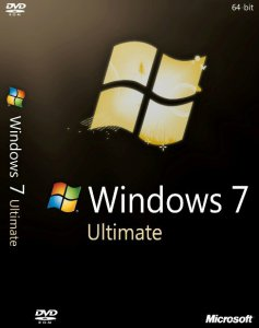 Microsoft Windows 7 Ultimate Ru x64 SP1 by AG (64-х) (2014) [Ru]