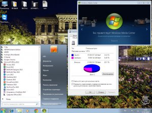 Windows7 x86 Ultimate Office 2013 KottoSOFT 14.7.14 ( 32 bit) (2014) [RUS]