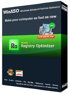 WinASO Registry Optimizer 4.8.6.0 RePack by WYLEK [Ru]