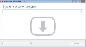 Ummy Video Downloader 1.1.0.1 [Ru/En]