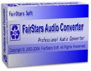 FairStars Audio Converter 2.00 [En]