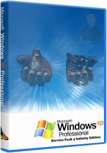 Microsoft Windows XP Professional Service Pack 3 Infinity Edition (28.07.2014) (x86) [2014, RUS] (обновлена 28.07.2014)