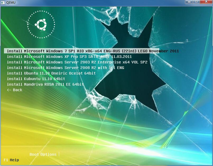 windows 7 live cd скачать торрент