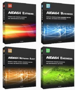 AIDA64 Extreme | Engineer | Business Edition | Network Audit 4.60.3100 Final RePack (&Portable) by D!akov [Multi/Ru]