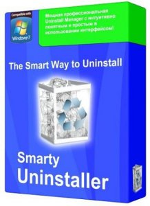 Smarty Uninstaller 4.0.132 RePack by D!akov [Multi/Ru]