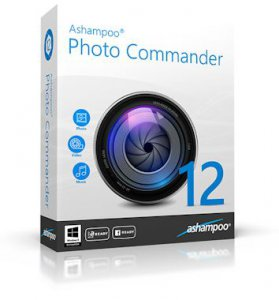 Ashampoo Photo Commander 12.0.2 RePack (& Portable) by KpoJIuK [Multi/Ru]