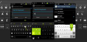 Kii Keyboard v1.2.23r1 build 136 (Android)