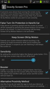 Gravity Screen Pro - On/Off v1.82.0 (Android)