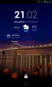 Chronus - Home & Lock Widget v4.6.0 (Android)