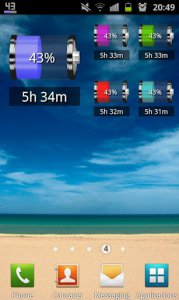 Battery Indicator Pro v2.4.1 (Android)