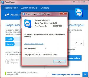 TEAMVIEWER 9.0.31064 ENTERPRISE [MULTI/RU]