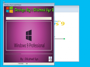 WINDOWS 9 PROFESSIONAL (WINODWS 7) CREATED BY TEAM OS (X64) (2014) [MULT+RUS]