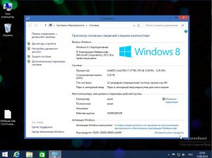 Windows 8.1 Enterprise by Doom (x86-x64) (2014) [Rus]