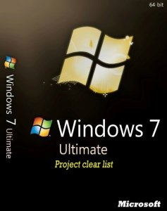 Microsoft Windows 7 Ultimate & Professional SP1 by AG 6.1.7601.17514 (x64) (2014) [Rus]