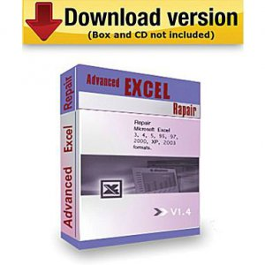 Advanced Excel Repair v1.2 [Ru]