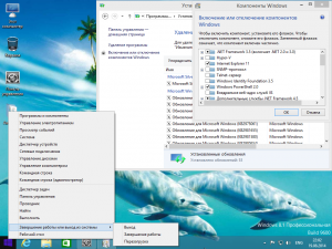 Windows 8.1 Professional with update by EmiN (x64) (2014) [Rus]