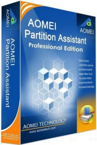 AOMEI Partition Assistant 5.5.8 Professional Edition RePack [Multi/Ru]