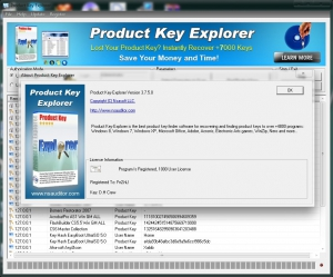 Product Key Explorer 3.7.5.0 RePack (& Portable) by Xabib [En]