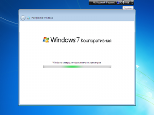 Windows 7 Enterprise SP1 Updated by Padre Pedro (x86-x64) (2014) [Rus]