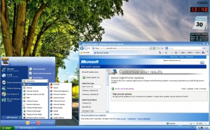 Microsoft Windows XP Professional x64 Edition SP2 VL RU 0814 by Lopatkin (2014) Русский + Английский