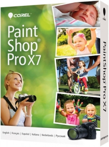 Corel PaintShop Pro X7 17.0.0.199 Special Edition RePack by -{A.L.E.X.}- [Multi/Ru]