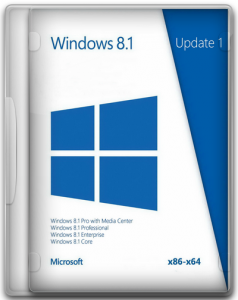 Windows 8.1 Update 1 8in1 by Padre Pedro (x86-x64) (2014) [Rus]