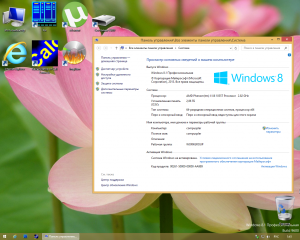 Windows 8.1 Pro by Divet (x64) (2014) [Rus]