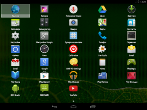 Android-x86 KitKat 4.4 [x86] 1xCD
