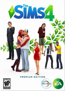 The SIMS 4 Deluxe Edition [L] [RUS/ENG/MULTi17] (2014) (Update 2)