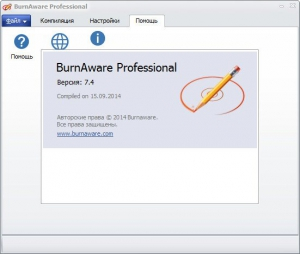 BurnAware Professional 7.4 Final RePack (& Portable) by D!akov [Multi/Ru]