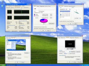Windows XP Pro SP3 Integrated September By Maherz (x86 ) (2014) [ENG/RUS]