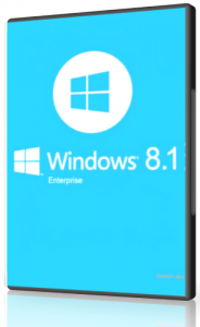 Windows 8.1 Enterprise by Doom v.1.13 (x86-x64) (2014) [Rus]