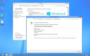 Windows 8 Pro AUZsoft v.1.13 (x86) (2013) [Rus]