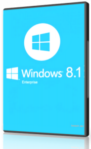 Windows 8.1 Enterprise Aerostyle by 43 Region (x64) (2014) [Rus]
