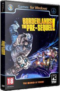 Borderlands: The Pre-Sequel | от R.G. Steamgames [RePack]