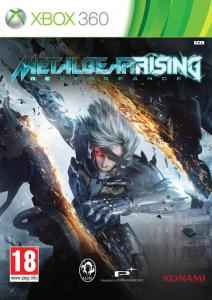 Metal Gear Rising: Revengeance [RegionFree/RUS]LT+3.0 [P]