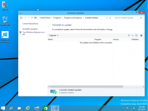 Windows 10 Technical Preview for Enterprise 6.4 Build 9841 (x86-x64) (2014) English / English (UK) / Chinese / Portuguese