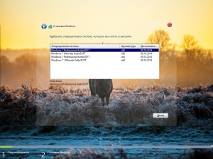Windows 7 Professional+Ultimate KottoSOFT V.10.10.14 (x86-x64) (2014) [Rus]
