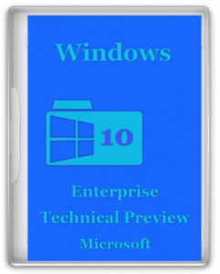 Windows 10 Technical Preview for Enterprise by 43 Region (x64) (2014) [Rus]