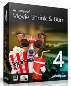 Ashampoo Movie Shrink & Burn 4.0.2.4 RePacK by D!akov [Multi/Ru]