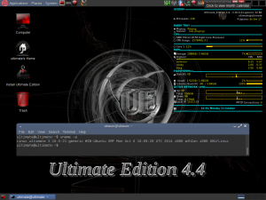 Ultimate Edition 4.4 Gamers [x86] 1xDVD