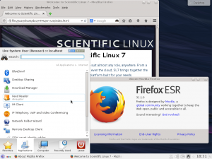 Scientific Linux 7.0 1xDVD, 1xDL DVD, 1xCD [x86-64] (2014) [ENG]