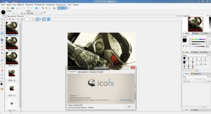 IcoFX 2.9 Final RePack (& Portable) by D!akov [Rus/Eng]
