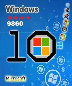 Microsoft Windows Technical Preview 6.4.9860 x86-x64 EN-RU 4x1 by Lopatkin (2014) Русский или Английский