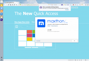 Maxthon Cloud Browser 4.4.3.800 Beta [Multi/Rus]