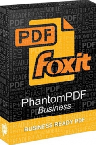 Foxit PhantomPDF Business 7.0.5.1021 [Multi/Ru]
